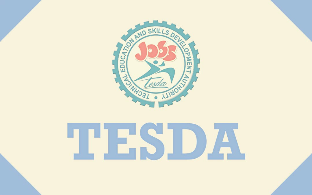 Online Program Offered by TESDA