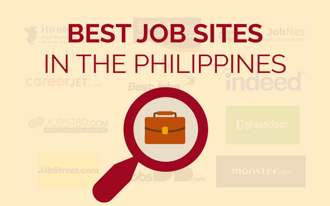 Best Job Sites in the Philippines