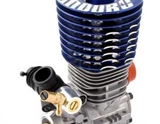 El nuevo motor de Fastrax, enduro .21