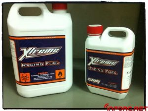garrafa Extreme fuel