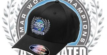 Gorra Associated, 26 veces campeon del mundo
