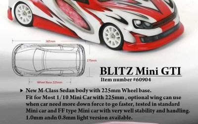 Team Titan Blitz Mini GTI