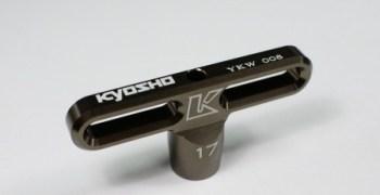 Kyosho, llave para tuercas de rueda