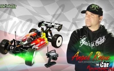 Angel Roque y JQ Products, juntos el 2012