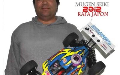 Rafa Japon sigue su aventura durante 2012