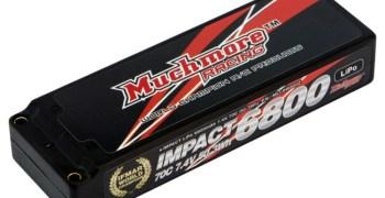 LiPos Impact de Muchmore Racing