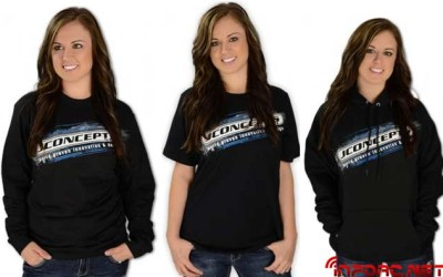 Camisa, camiseta y sudadera JConcepts