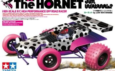 Tamiya Hornet 2WD edicion Jun Watanabe