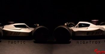 Nuevos modelos de carrocerias FTW para el Losi 8ight 2.0