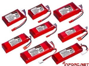 LiPo-batteries