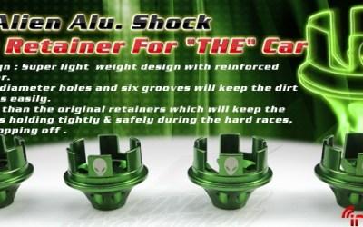 Cazoletas para THE Car de Thunder Innovation