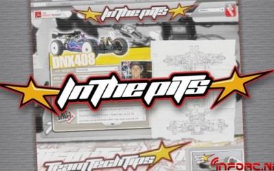 Nueva web de Team Durango, in the pits