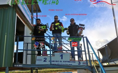 Ultima prueba del provincial de Cadiz 2012