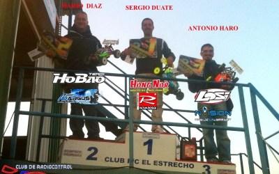 Fin de la temporada de 1/8 tt gas en el club El Estrecho