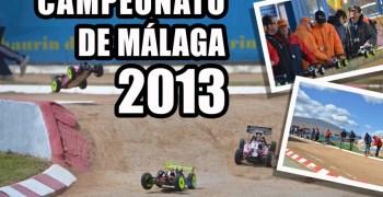 Primera prueba del Campeonato nitro-eléctrico de Málaga 2013 en Alhaurin de la Torre