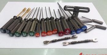 Kyosho y su nueva linea de herramientas - Yuichi Kanai