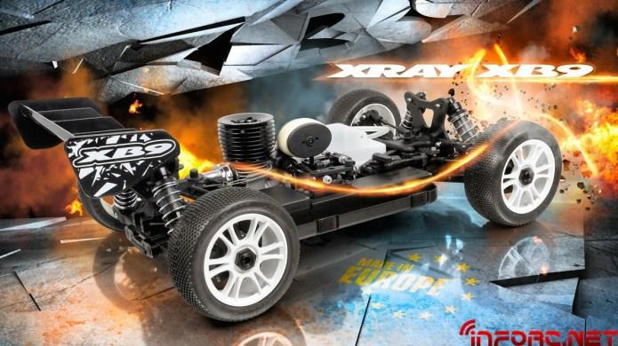 XRay XB9 2013