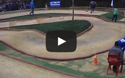 Video de la primera Final A del Campeonato de España 1/10 4WD