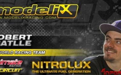 Robert Batlle de vuelta a Nitrolux fuel, otro producto Modelix