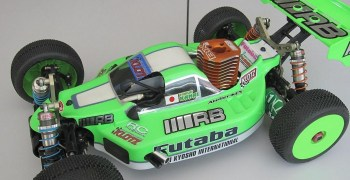 Yuichi Kanai usará motores RB en sus Kyosho