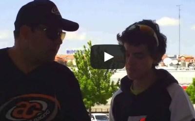 Entrevista en vídeo: Conoce mejor a Dani Vega. Por Pablo Zazo