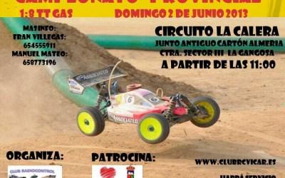 4ª Prueba del campeonato provincial de Almería, Club RC Vicar