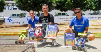 Crónica: Quinta prueba del Provincial de Las Palmas 1/8 tt gas
