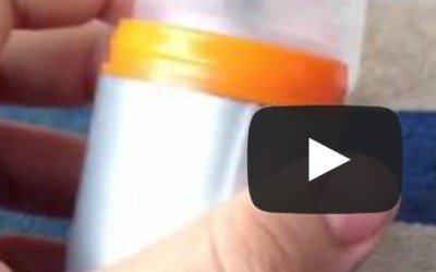 VIDEO: Como fabricarte un cómodo dispensador de grasa