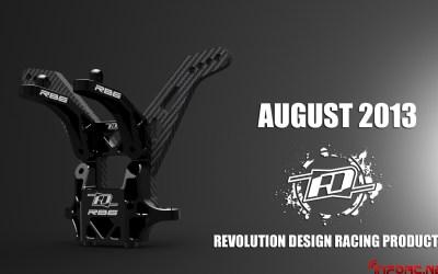 Revolution Design anuncia opciones para el Kyosho RB6