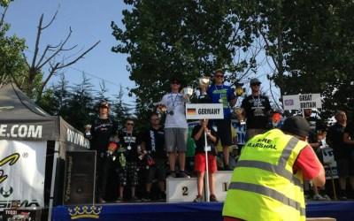 Jorn Neumann y su Team Durango, campeones de Europa 1/10 2WD