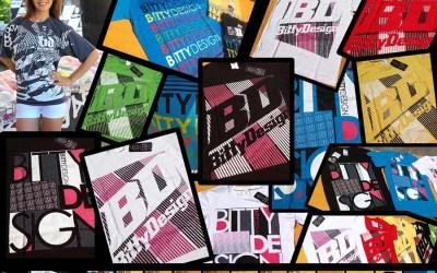 Bittydesign amplía su catálogo de camisetas con impresión de última generación