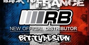 RB distribuirá los productos de BittyDesign en Francia, Benelux y Mónaco