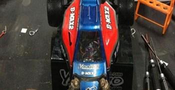 Stoner, de MotoGP a los coches teledirigidos