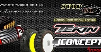 Stop and Go, nueva distribuidora en España y sponsor de infoRC