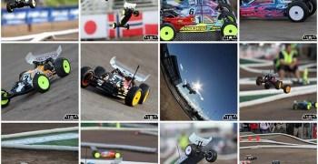 Galería de imágenes del mundial 1/10 2WD y 4WD por Attack RC