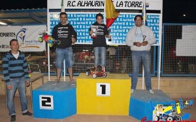 Acaba el Campeonato de Málaga 2013 con la prueba de el pasado fin de semana
