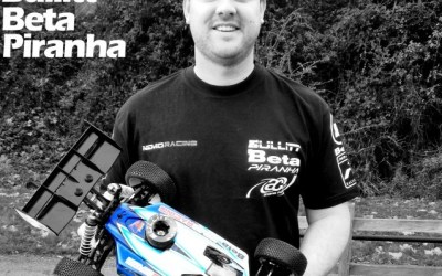 Darrem Bloomfield se pasa a Nemo Racing con Agama, Beta, Bullit y Piranha