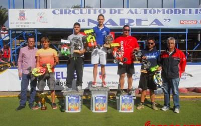 Crónica del Campeonato Regional de Canarias 1/8 tt gas, por el Club Jaraquemada