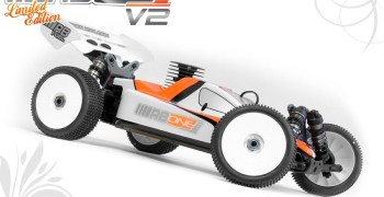 Nueva edición limitada del ready to run de RB, el One RTR V2