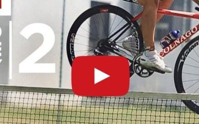 Video de los Viernes: Lo que se puede hacer con una bici de carretera