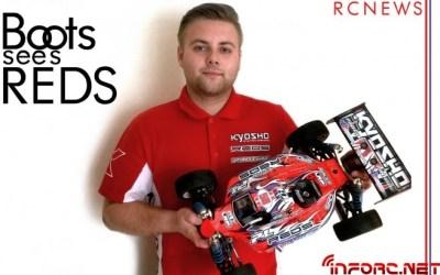 Elliot Boots se une a REDS Racing