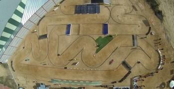 Carrera Villa de la Roda, preparación para el Campeonato Don Quixote 1/8TT Gas