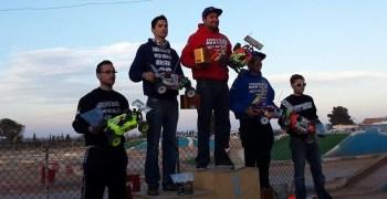 Resultado de la 3ª Prueba del Campeonato de Levante 2013/2014