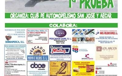 Primera prueba del Campeonato de Andalucía 1/8 TT gas 2014, San José de la Rinconada