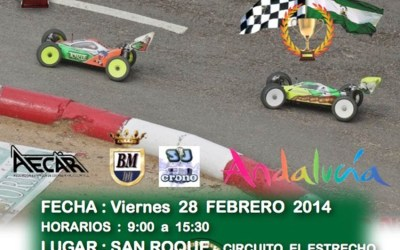 Este viernes: Trofeo Modelestrecho Race en San Roque