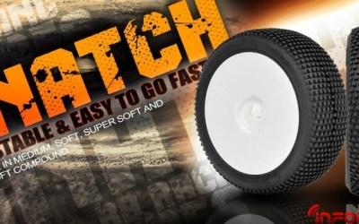 Nuevo modelo de rueda Snatch de RB Products