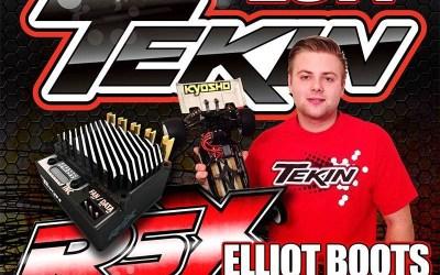 Elliot Boots ficha por Tekin para 2014