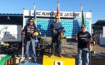 Resultados de la 1ª prueba del Campeonato de Malaga 1/8 TT E y 1/10 2WD