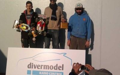 Primera prueba del Camp. de Mallorca 1/8 TT Gas 2014