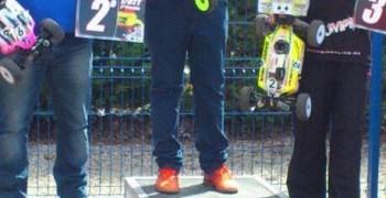 Sweep Racing y Manuel Iniesta se alzan como campeones del Nacional B 1/8 TT 2014